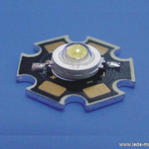 1W Yellow High Power LED