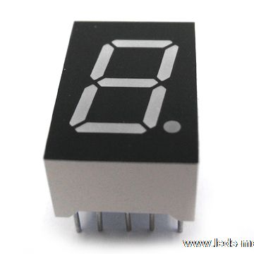 "0.50"" Single Digit Numeric Displays"