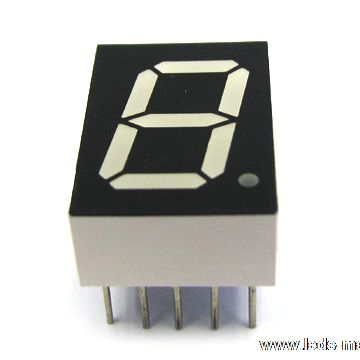 "0.52"" Single Digit Numeric Displays"