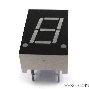 "0.43"" Single Digit Numeric Displays"