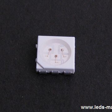 2.50mm Height 2420 Package Top View White Chip LED