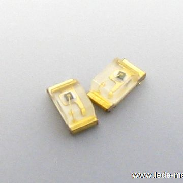 0.80mm Height 0603 Package Super Amber Chip LED